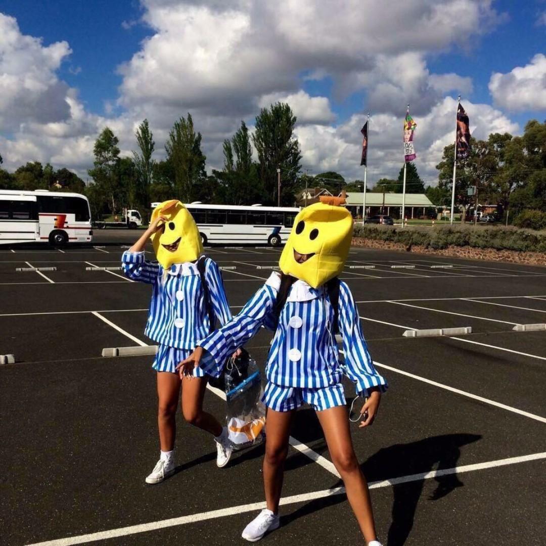 Renting: Bananas in Pyjamas