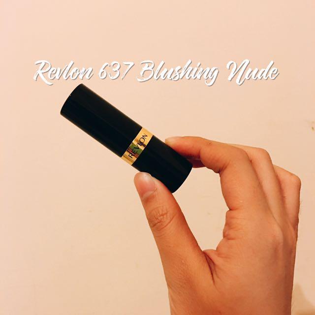 Revlon 唇膏637