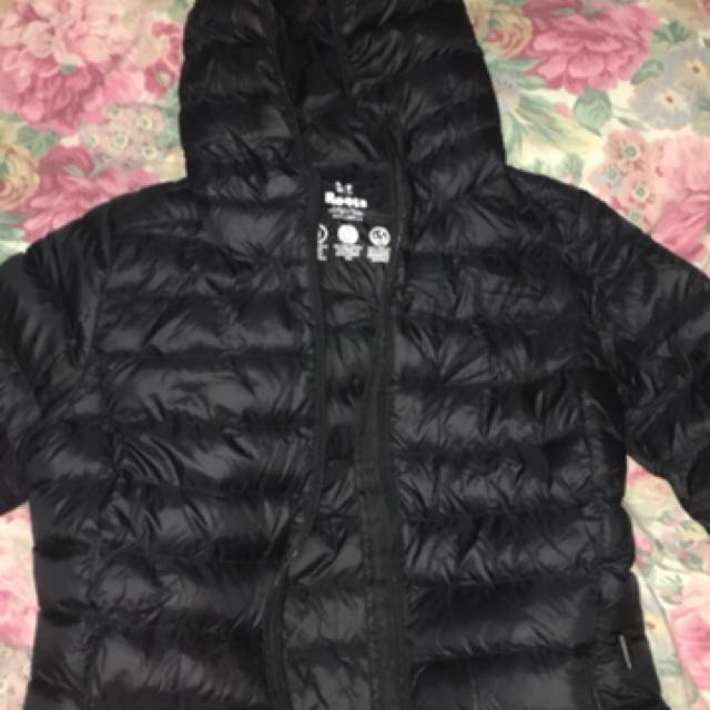 Roots Bubble Jacket Size Small