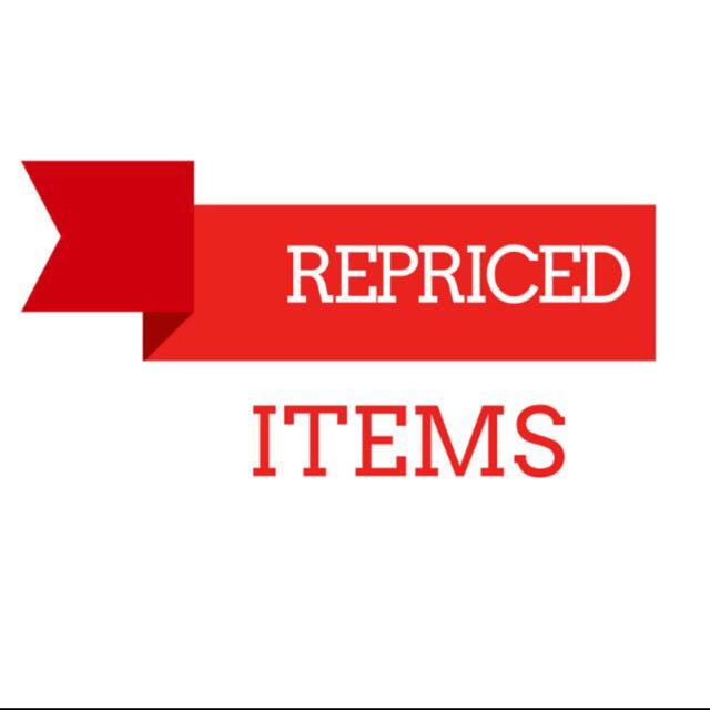 SALE! ✨ REPRICED ITEMS!