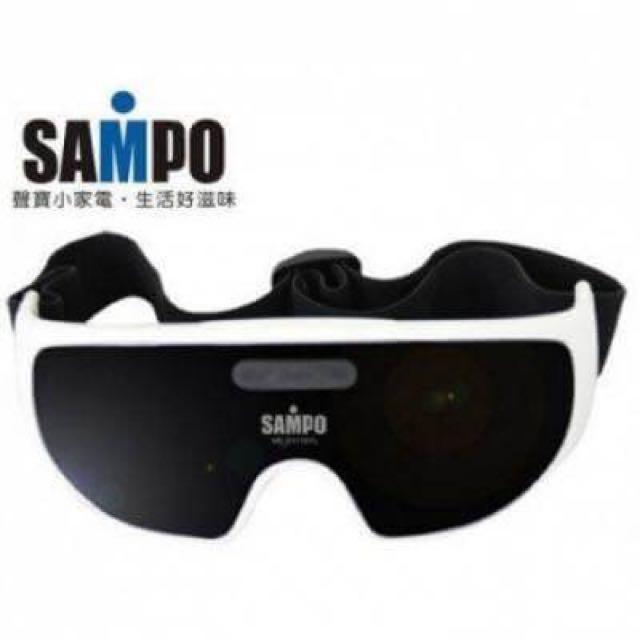 【SAMPO聲寶】眼部紓壓按摩器