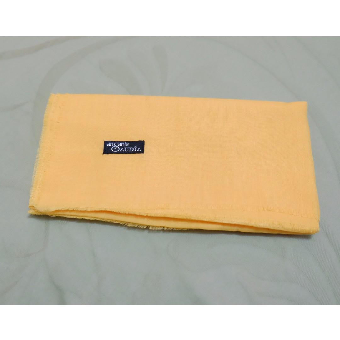 Saudia Ansania Segiempat Yellow