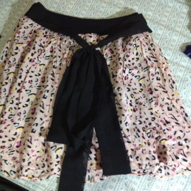 short skirt short inside skirt outside by YRYS