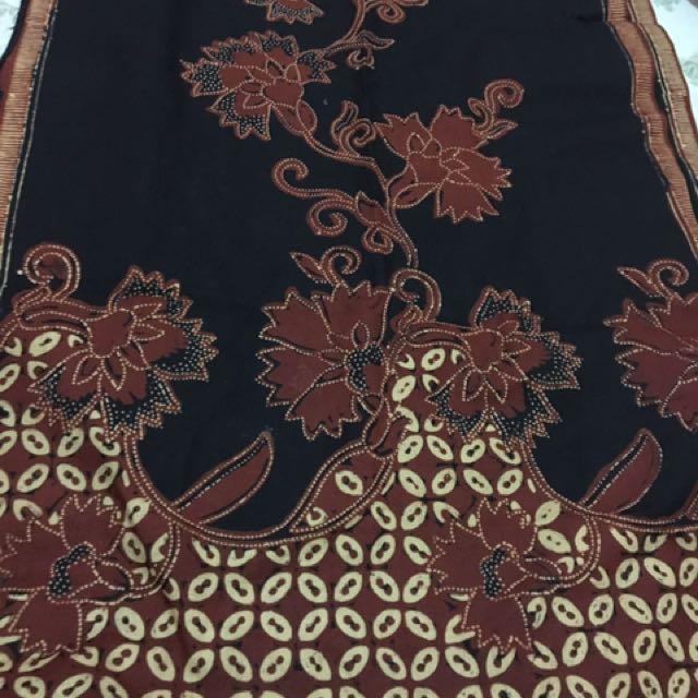 Slendang Batik lawasan