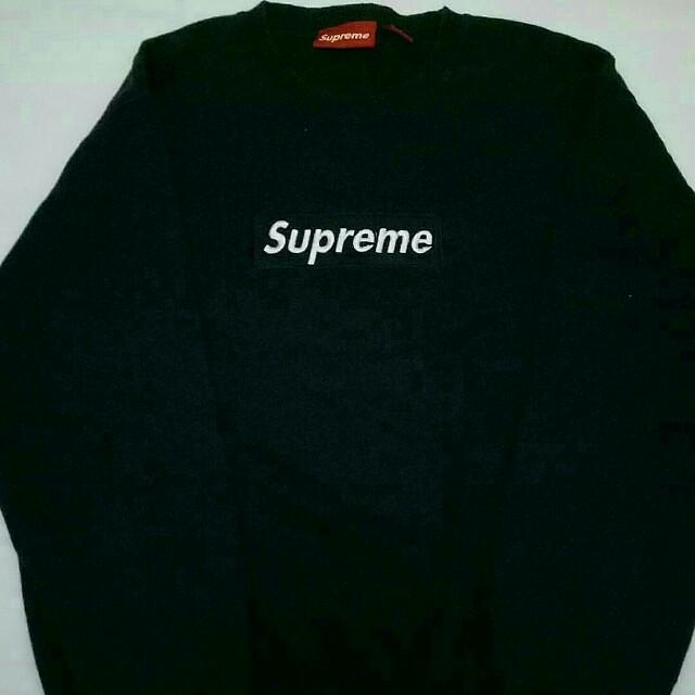 "Supreme ""Box Logo"" Crewneck"