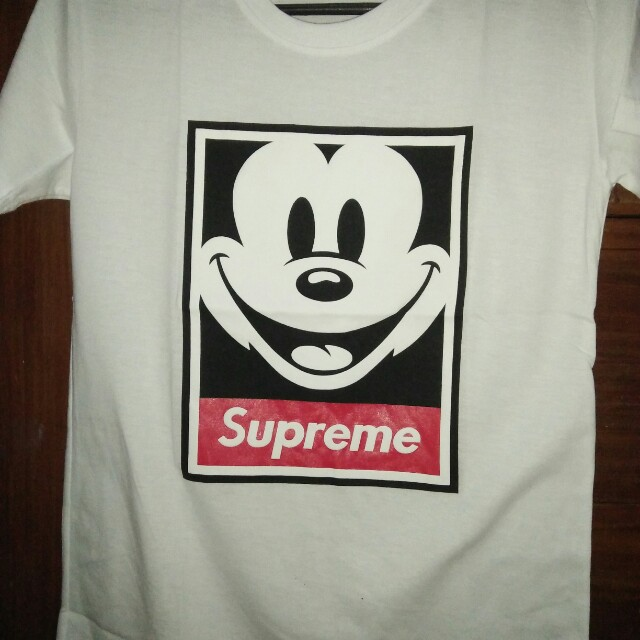 Supreme Mickey White