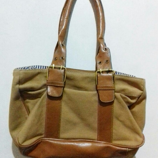Sweet Brown Handbag