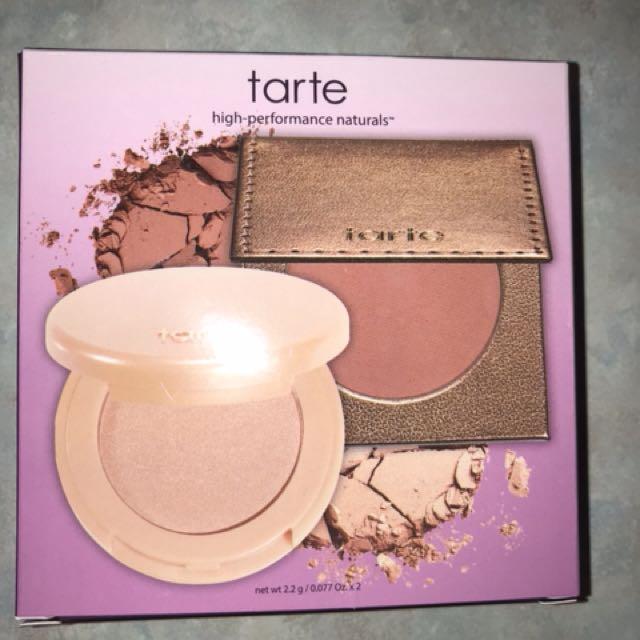 Tarte Bronze & Highlight Duo Contour