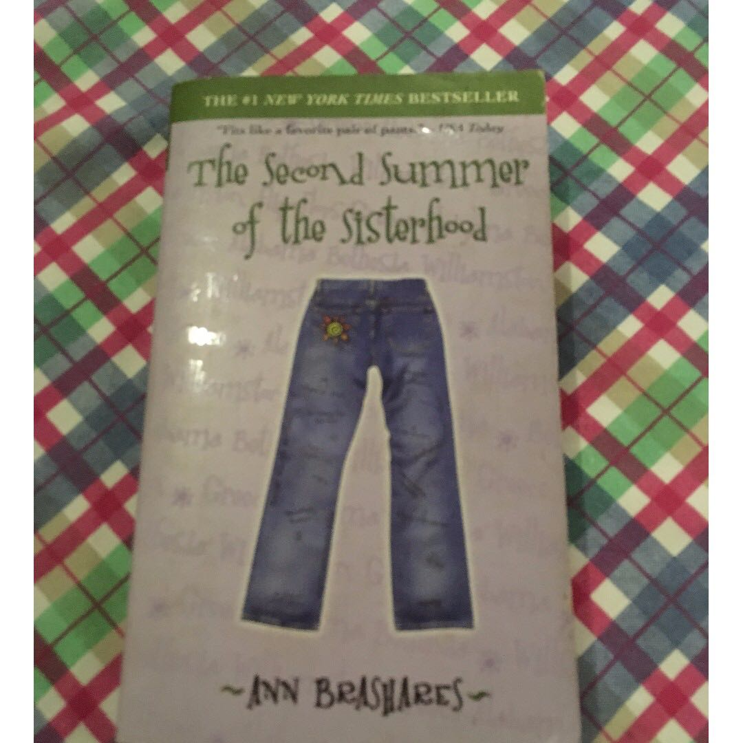 The Second Summer of the Sisterhood of the Traveling Pants