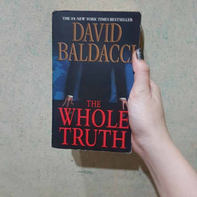 The Whole Truth (by David Baldacci)