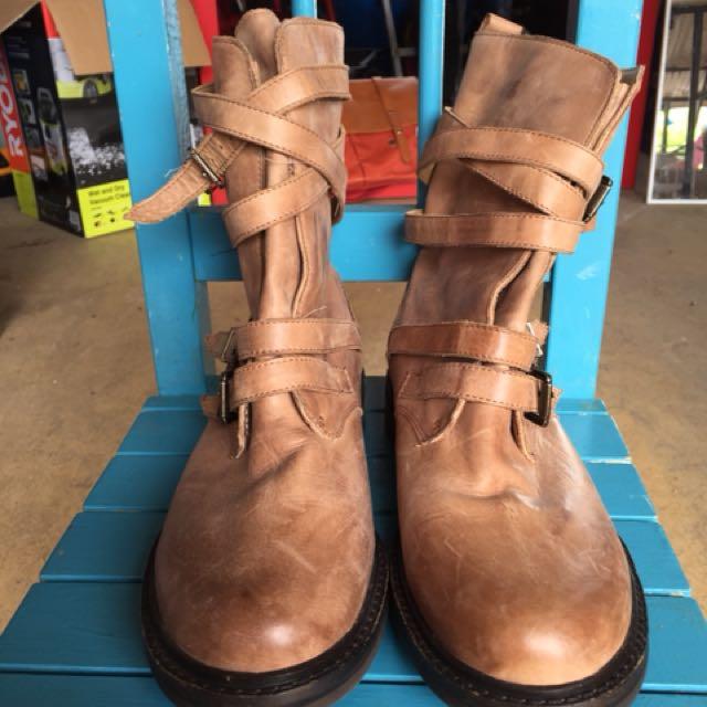 Tony Bianca Boots