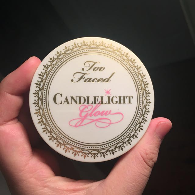 TooFaced Candlelight Glow Rosy Glow