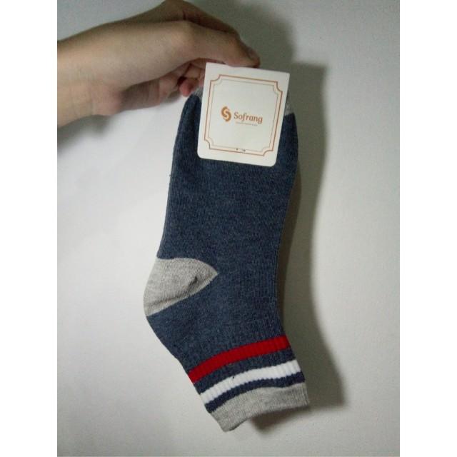 Tricolor Korean Socks