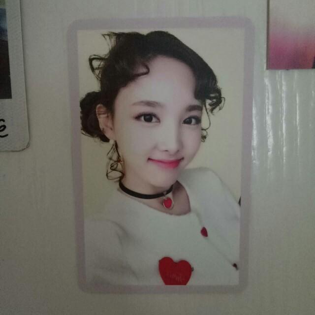 Twice Lane 2 Nayeon Photocard