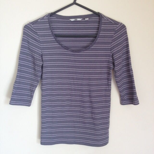 UNIQLO striped top size S