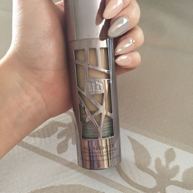 Urban Decay All Nighter