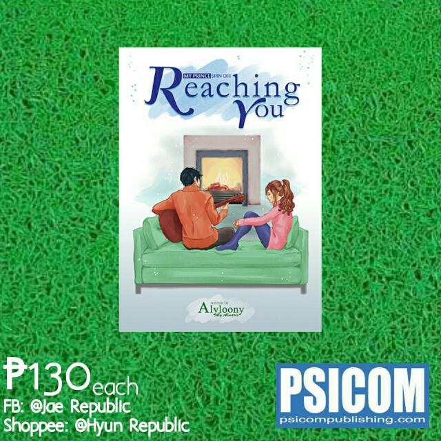 [Wattpad Book] My Prince Volume 3: Reaching You