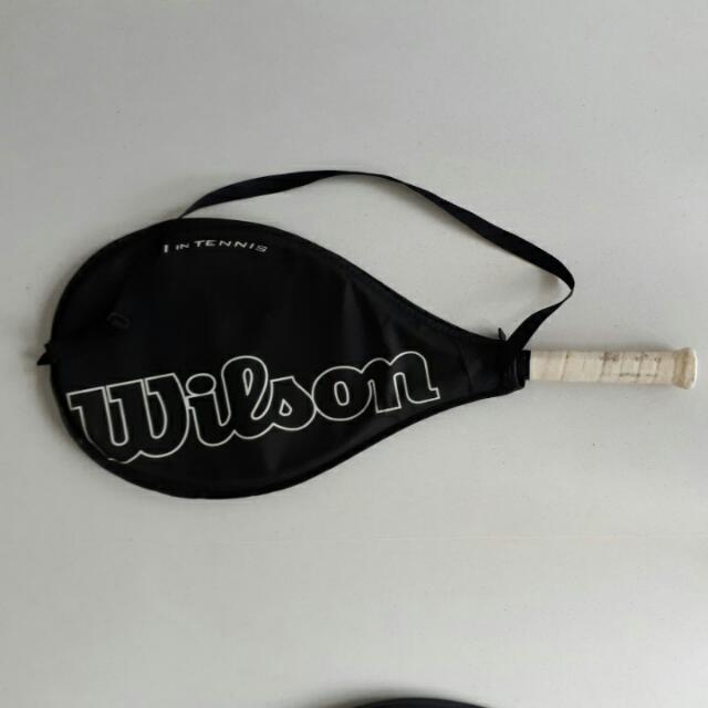 Wilson Tennis Racquet.