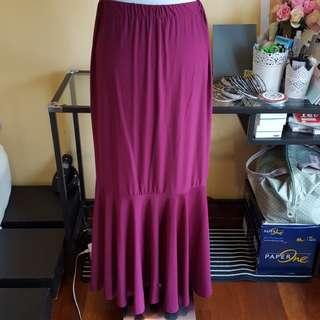 🆓️📫Large Free Size Skirt