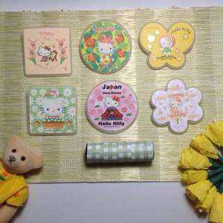 Hello Kitty Pins Set A