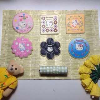 Hello Kitty Pins Set B