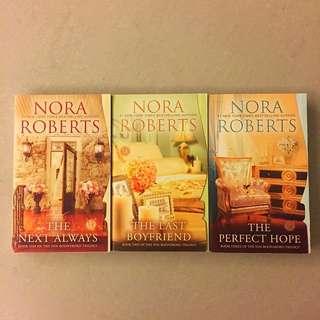 Nora Roberts - Boonsboro Trilogy
