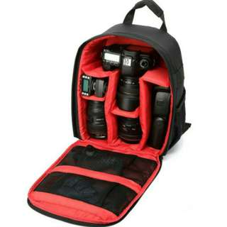 Waterproof Backpack Shoulder for DSLR SLR Canon Nikon Sony