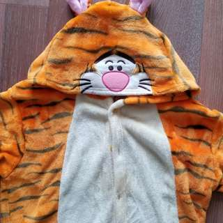 Tiger Onzie