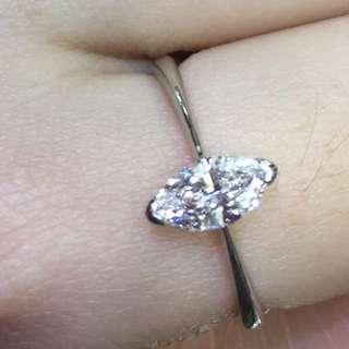 🈹️ 100%真鑽石 多年前買入$19000 現超筍價$4880 超值 44份石