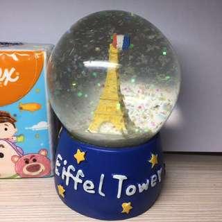 全新巴黎水晶球