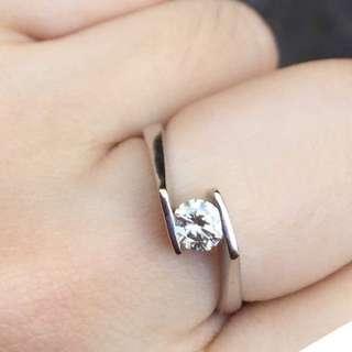 "🈹️ 六福 32份鑽石戒指""厚金 大體""平到笑$4880"