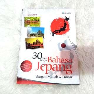 30 Hari Belajar Bahasa Jepang Dengan Mudah & Lancar