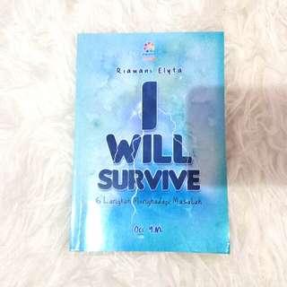 Buku Psikologi I Will Survive (6 Langkah Menghadapi Masalah)