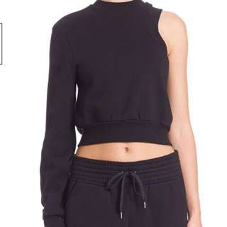 T by Alexander Wang Fleece Sweater