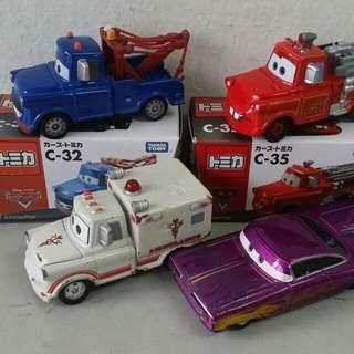 Diecast Disney Car