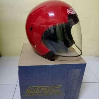 Helmet arc discovery