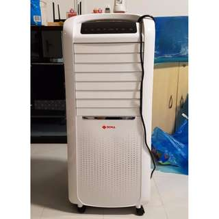 Almost brand new Sona Remote Air cooler for sale