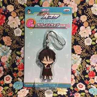 [Shouichi Imayoshi] G Prize Rubber Mascot Strap, 2013 Shiny Color Ichiban Kuji (from Kuroko no Basuke)