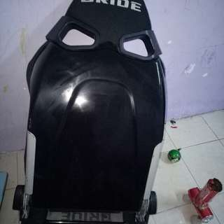 bucket bride cuga