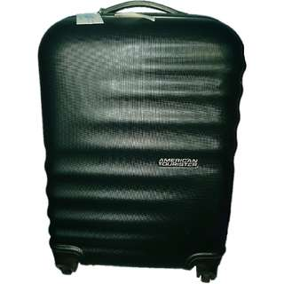 American Tourister Preston Spinner 55 luggage.