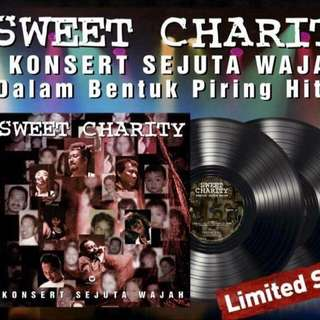 Sweet Charity konsert on vinyl record