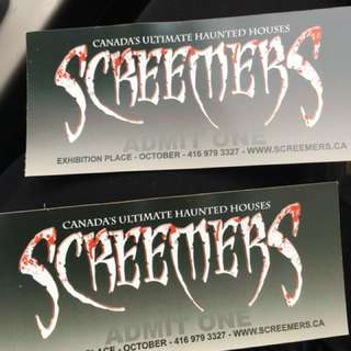 Screemers (Only Selling is as Pairs)