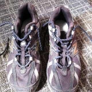 New Balance Black Rubber Shoes