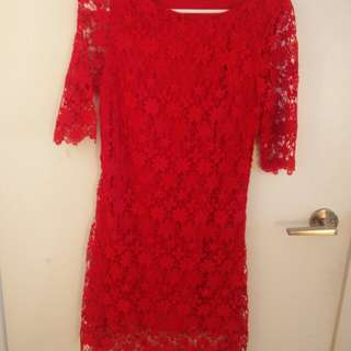 Dress size 4US