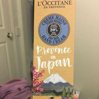 Brand new L'occitane hand cream 150ml
