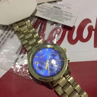 Aero Gold Boyfriend Watch