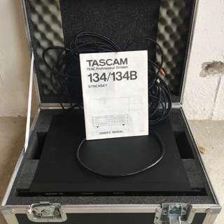 TASCAM TEAC SYNCASET 134B MODEL