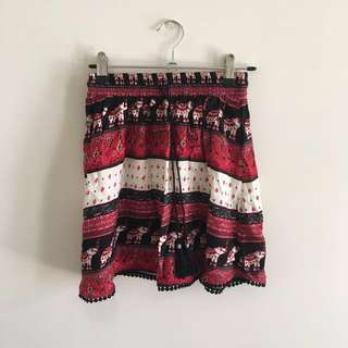 H&M Coachella Skirt