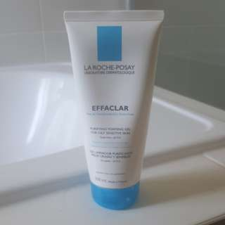 La roche posay face wash