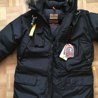 Black Kodiak Parajumpers Jacket XL